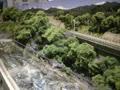諏訪峡を行く